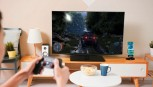 A TV interface for gaming or streaming is also included