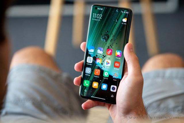 My top 5 phones of 2020