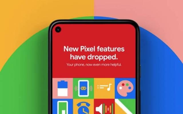 Google Pixel Features Update December 2020