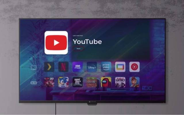 Motorola Desktop Mode TV Streaming