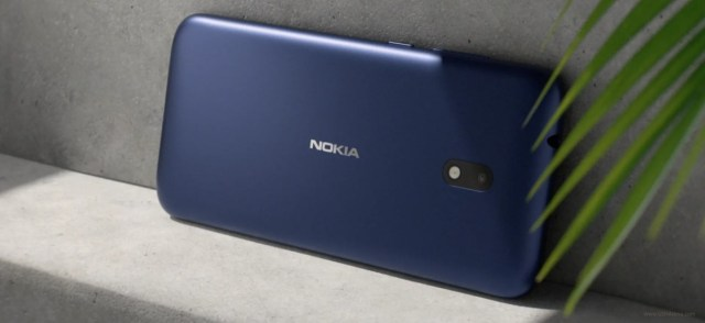 Nokia C1 Plus gets official with Android 10 (Go edition) and €69 price
