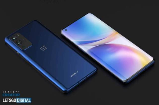 OnePlus 9 Lite Concept Image Only