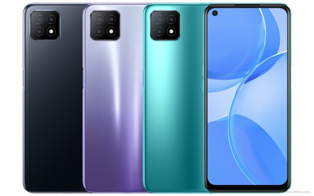 Oppo A53 5G gets official with Dimensity 720 chipset