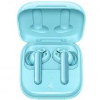 Oppo Enco W51 in Aqua Blue color