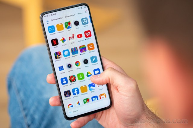 Poco F2 Pro starts receiving MIUI 12 based on Android 11 in Europe
