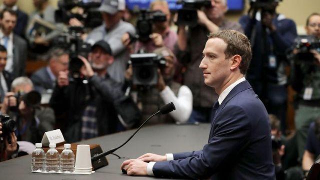 Procès antitrust pour demander le démantèlement de Facebookaux Etats-Unis