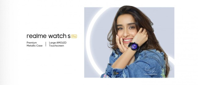 Realme Watch S Pro officially arriving on December 23