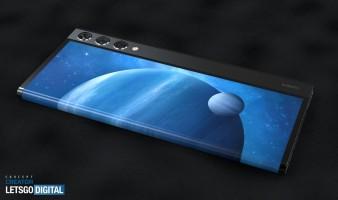 Xiaomi rollable smartphone concept (credit: Jermaine Smit)