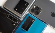 Huawei P40 Pro vs. Galaxy S20 Ultra vs. P30 Pro vs. iPhone 11 Pro Max shootout