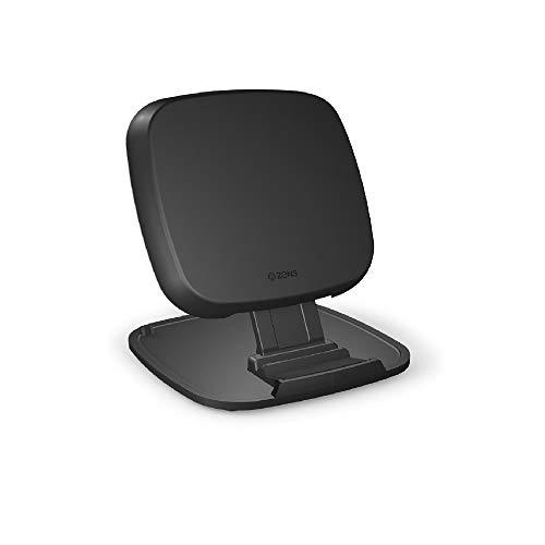 Zens Support Téléphone/Base Chargeur Sans Fil Ultra Rapide Optimisé pour Apple iPhone - Noir