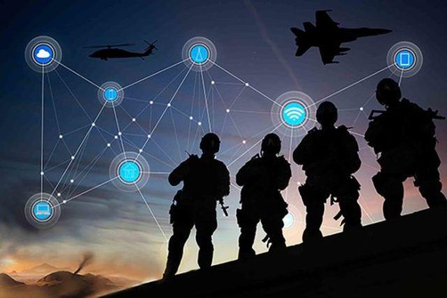 iot in defense Market