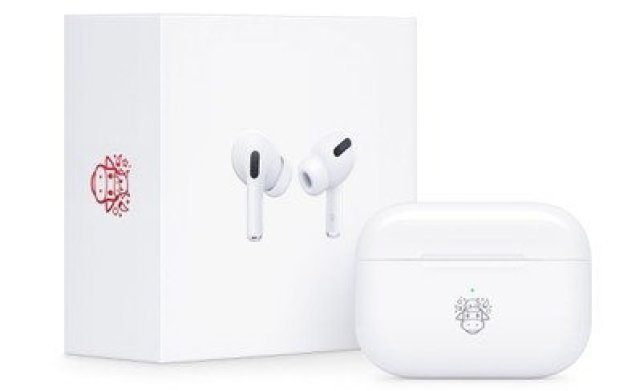 chinese new year ox airpods 2