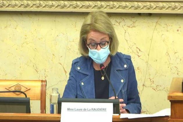 Candidate à la tête de l'Arcep, Laure de La Raudière livre ses premières priorités