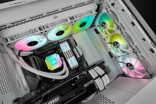 Boitier iCUE 5000X RGB de Corsair