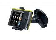 The Garmin-Asus nuvifone M20 was smaller and ran Windows Mobile