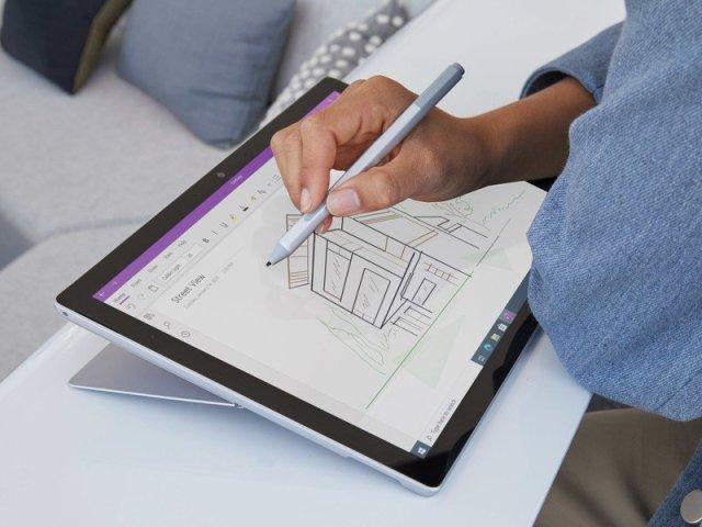 Surface Pro 7plus