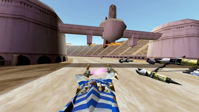 Star Wars Episode 1 Racer Screenshot
