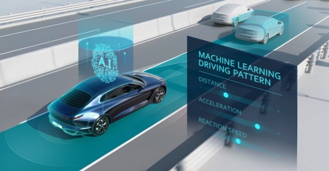 Hyundai developed the first cruise control system based on machine learning