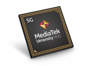 MediaTek unveils its first 6 nm chipsets, the Dimensity 1200 and 1100