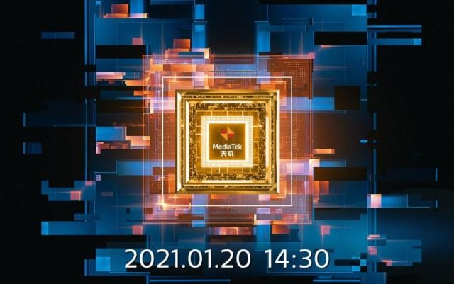 MediaTek will working on the Dimensity 1100, a lower binned Dimensity 1200
