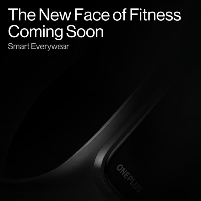 Official OnePlus Band teaser