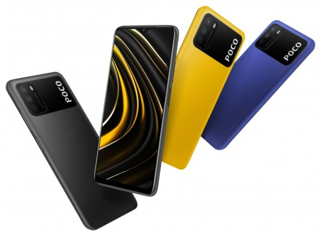 Poco M3 will get a single 6GB RAM variant in India