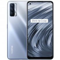 Realme V15 5G in Crescent Silver color