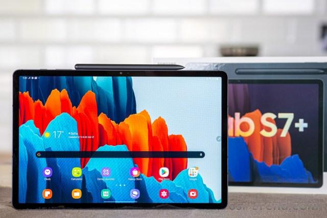 Samsung Galaxy Tab S7 series gets One UI 3.1 update