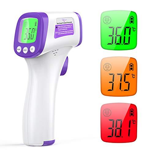 41fi67rj+5L - ThermGo Transforme l'iPhone en Thermomètre sans Contact (video)