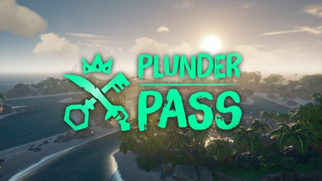 Sea Of Thieves Plunder Pass