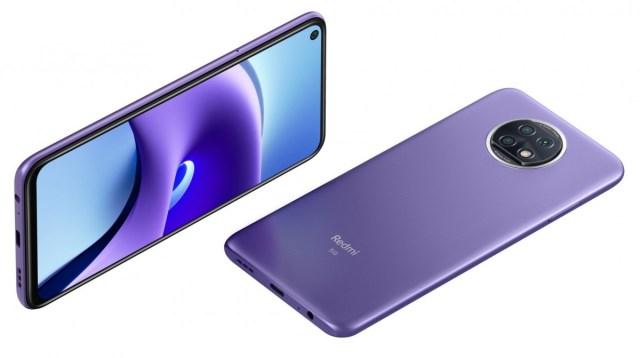 Xiaomi goes global with the Redmi Note 9T 5G