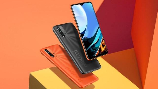 Xiaomi Redmi 9T brings Snapdragon 662, 6,000mAh battery for €159