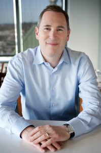 Andy Jassy, who will take over as CEO of Amazon later this year (currently CEO of Amazon Web Services)