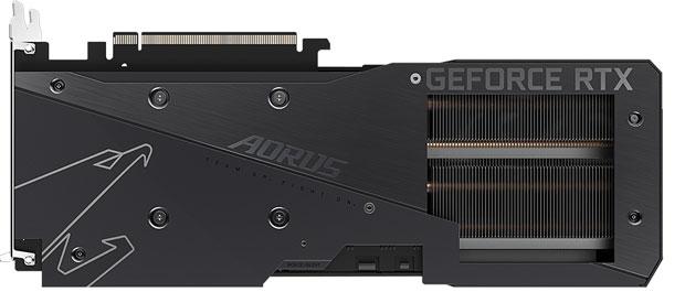 Carte graphique AORUS GeForce RTX 3060 ELITE 12G