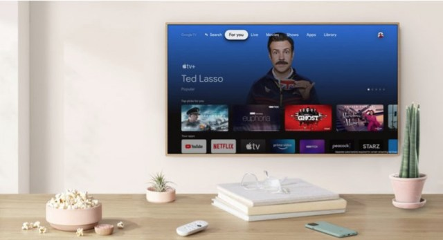 Apple TV app now available on Google TV
