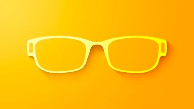 Apple Glasses Yellow Feature