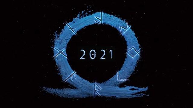 God of War Ragnarök 2021
