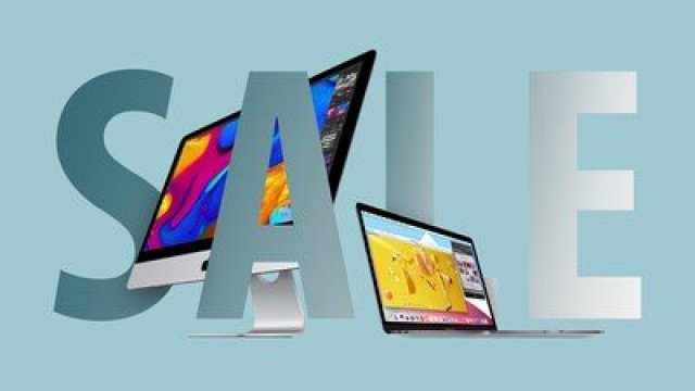 iMac and MBP Sale Feature