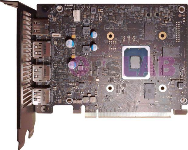 La carte graphique Intel DG1