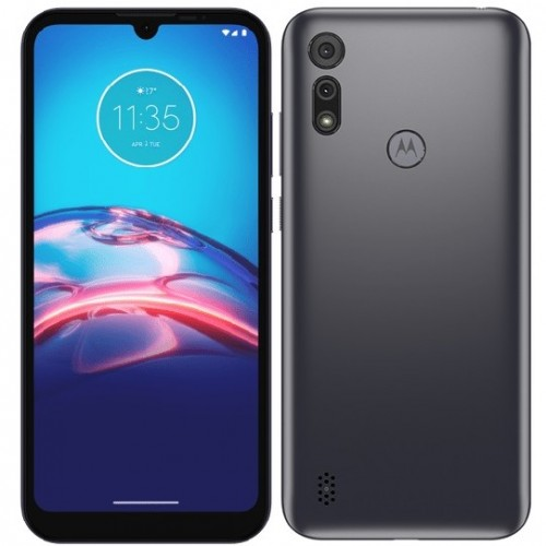 Motorola Moto E6i goes official with 6.1'' screen and Android Go