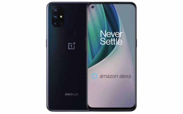 OnePlus Nord N10 5G Amazon Alexa Support