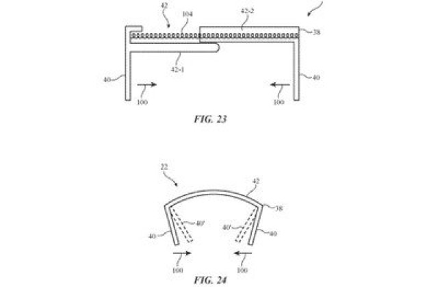 finger mounted device patent spring magnet