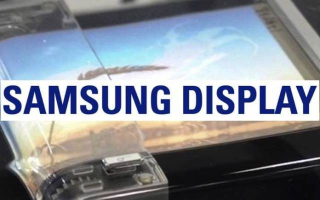 Samsung Display Foldable OLED Panels OPPO Google Xiaomi