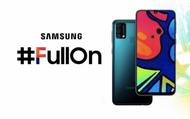 Samsung Galaxy F62 Concept Image