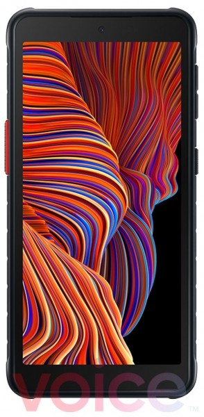 Samsung Galaxy Xcover 5 appears in a press render