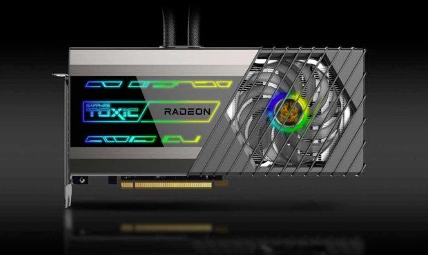 TOXIC Radeon RX 6900 XT Limited Edition de Sapphire