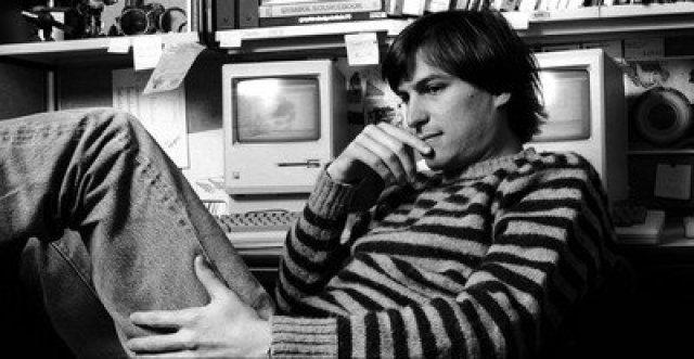 Steve Jobs garage