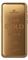 The other Caviar Goldphone, Apple iPhone 12 Pro also with 1 kg of pure gold
