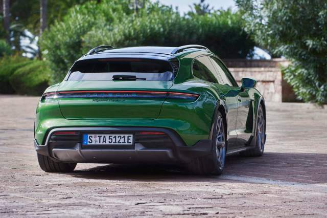 Porsche Taycan 2021 Cross Turismo