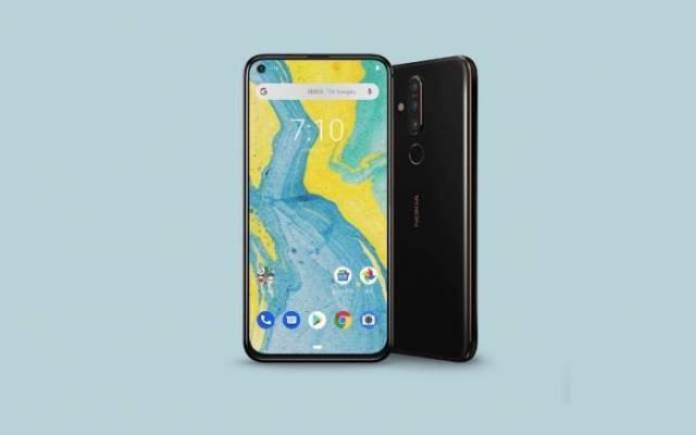 Nokia X20 5G Concept Image